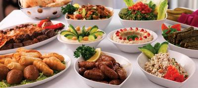 ORIENTAL MEZZAH -By Chef Montaser picture