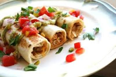 FAJITA ROLLS  -By Chef Montaser picture