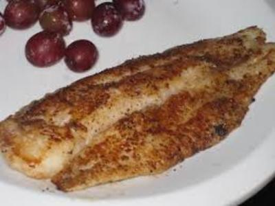 Swai White fish with Herb Sesaoning... picture