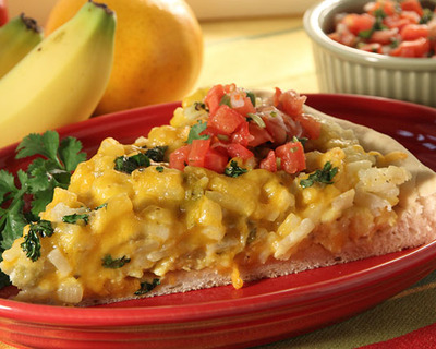 Potatoes & Cheese Bruncheros picture