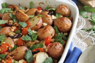 Greek Potato Casserole picture