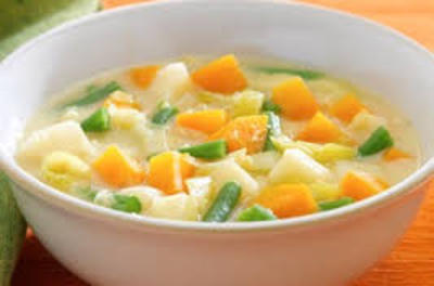Mixed Vegetable Soup picture