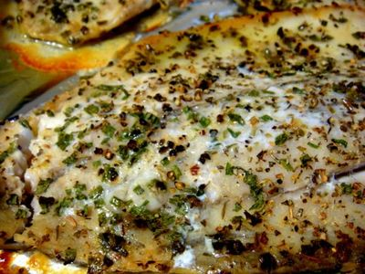 Easy Baked Fish Recipe picture