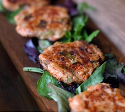Salmon Croquettes picture