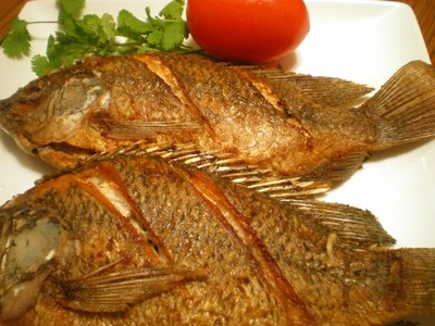 tilapia pinoy  by chef montaser picture