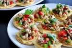Cracker Appetizer For Parties chef montaser picture
