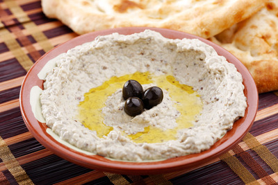Eggplant Dip (Baba Ghanouj) picture