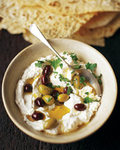 Labneh (Lebanese Cream Cheese) picture