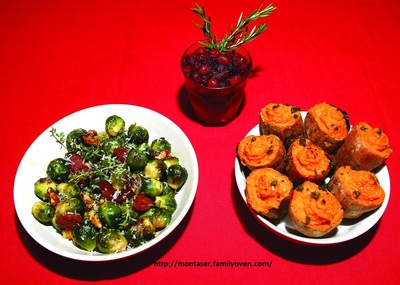 brown-butter brussels sprouts picture