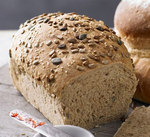 brown loaf bread picture