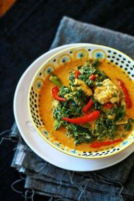 Kare Sayur Tahu Vegetable and Tofu Curry picture