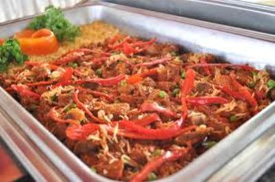 fried chill beef  {sambal goreng daging } picture