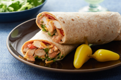 Chicken Fajita Roll-Ups picture