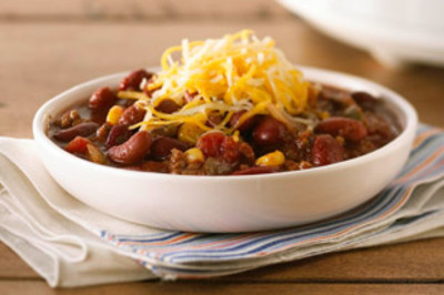 Make-Ahead Smoky Chipotle Chicken Chili picture