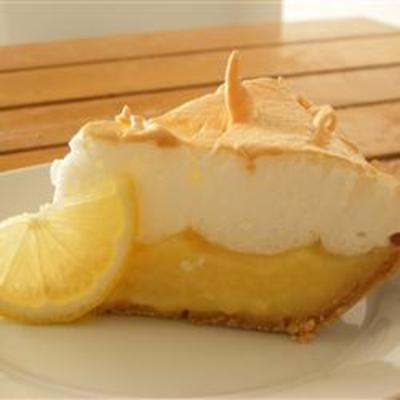 Grandma's Lemon Meringue Pie picture