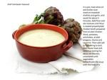 Creamy Artichoke Soup picture