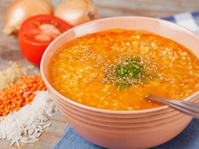 tomato Lentil Soup picture