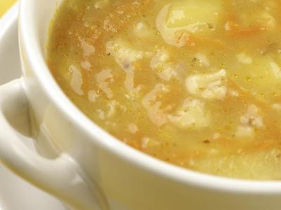 Oats And Vegetables Soup picture