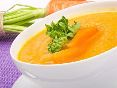 Creamy Carrot Soup picture