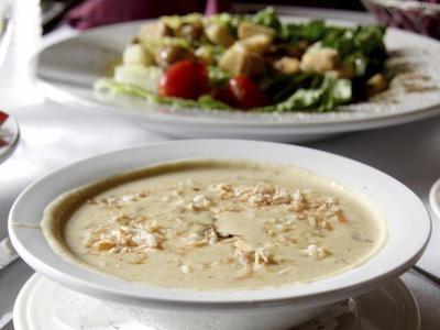 Freekeh Soup picture