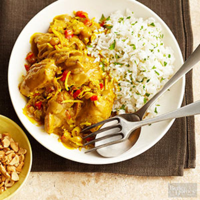 Curried Chicken picture