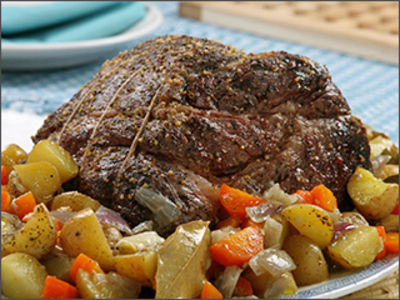 Wyoming Gourmet Beef Roast picture