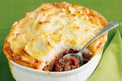 Quick cottage pie picture