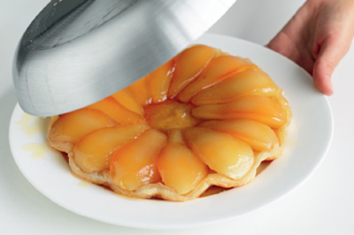 Pear Tarte Tatin picture
