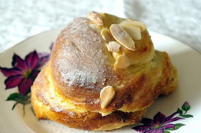 Almond Breakfast Pastries picture