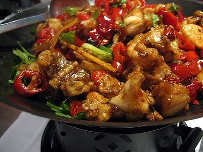 SZECHWAN CHICKEN  picture