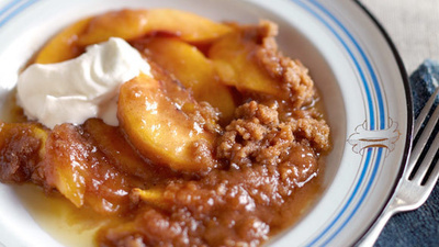 Peach Cobbler picture