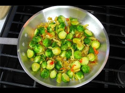 Grill Brussels Sprouts picture