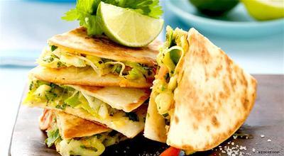 Avocado Quesadillas Delicious Sandwich  Recipes by Chef Montaser picture